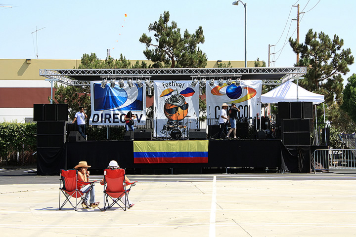 Colombian Festival 2012 Main Stage